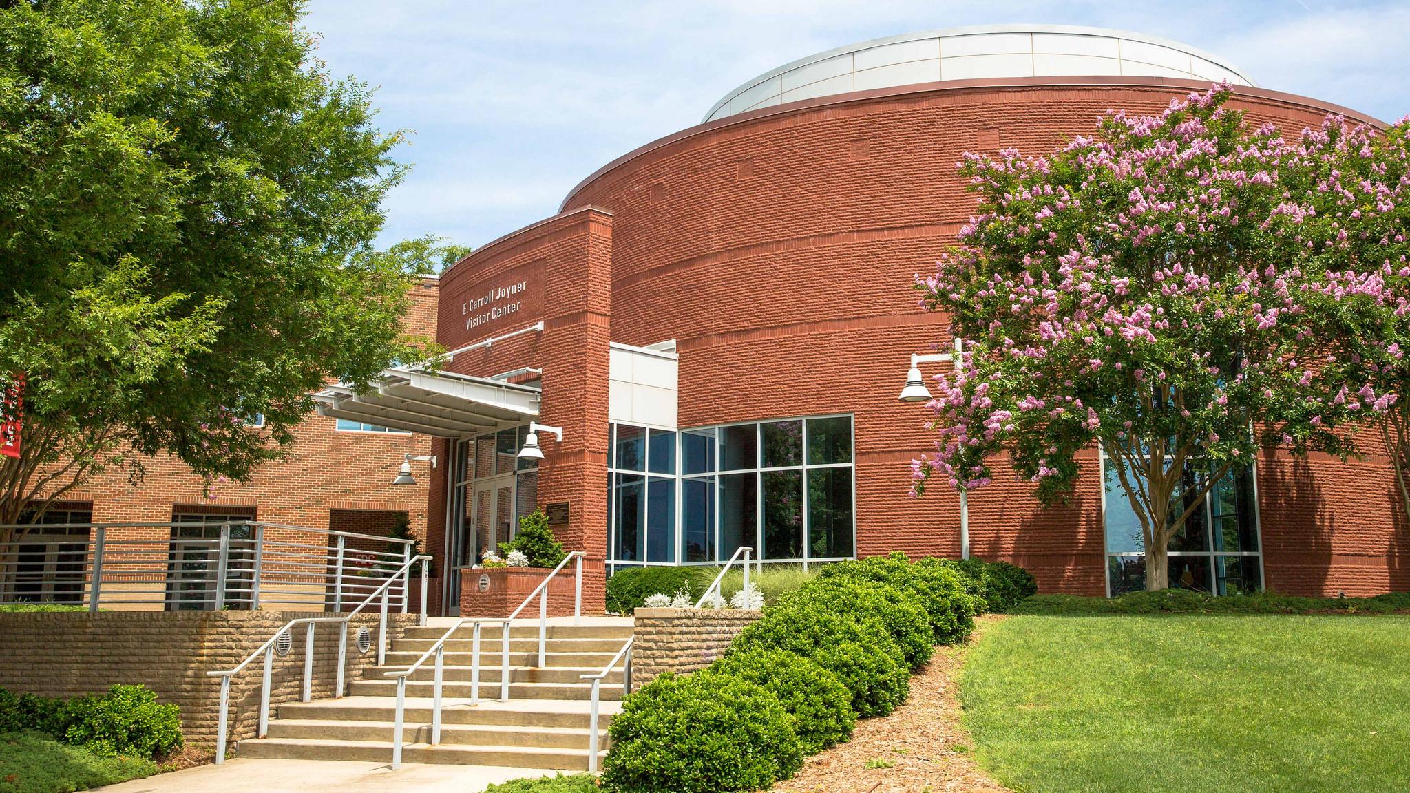Joyner Visitor Center