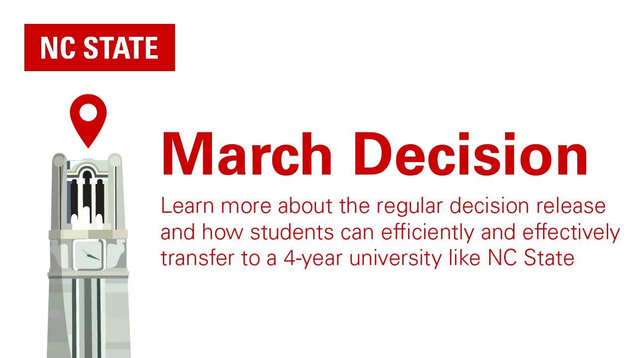 March Decision