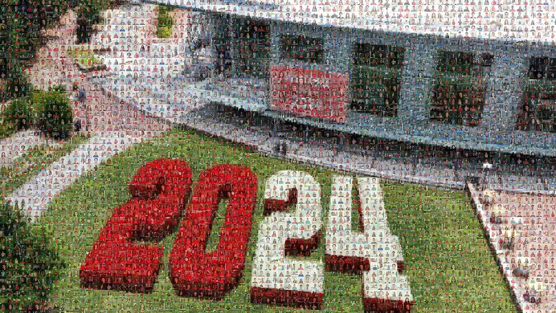 Class of 2024 mosaic