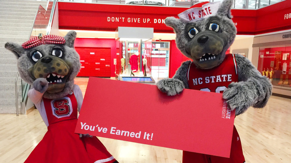 Enroll at NC State