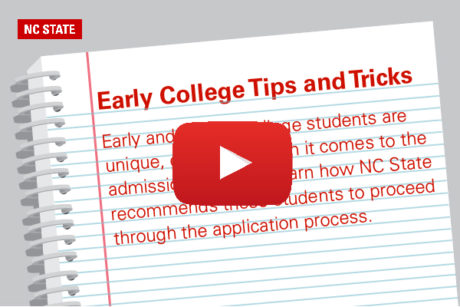Early College Tips + Tricks Youtube